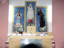 73a 2011 Iglesia San Sebastian Altar Menor by Chepen-Ruta