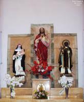 73b 2011 Iglesia San Sebastian Altar Menor by Chepen-Ruta