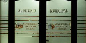 78e5 Municipio Provincial Auditorio by Chepen-Ruta