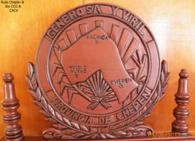 78e6 Municipio Provincial Logo en Sillon de la Alc by Chepen-Ruta