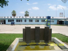 121 2008 Hospital Frontis by Chepen-Ruta