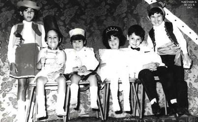 1960-70 Velada de nios Chepenanos de la Epoca by Chepen-Ruta