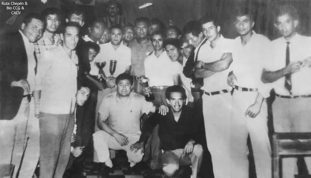 1962 (30a) 1962-1970 Chepenanos reunidos despues d by Chepen-Ruta