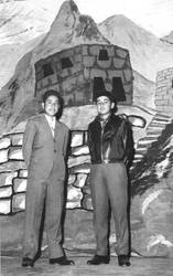1963-70 Mercedes de Bernal velada - canto grupal y by Chepen-Ruta