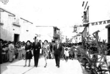 1964-69 Desfile por Fiestas Patrias by Chepen-Ruta