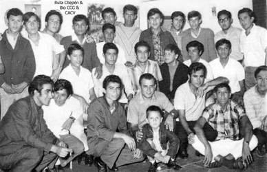 1965-75 Play Boys Canevaro Romeo Gago Palmera Rea by Chepen-Ruta