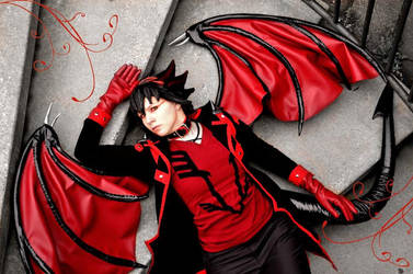 Deamos - Red Dragon Archfiend by xXYami-no-tenshiXx