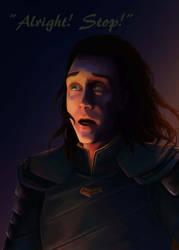 Loki by JeiGoWAY