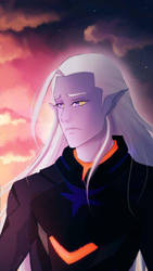 Lotor by JeiGoWAY