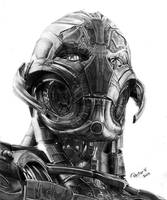 Avengers 2/ Ultron by reniervivas666