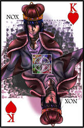 KKMM - King Of Hearts by Noxism