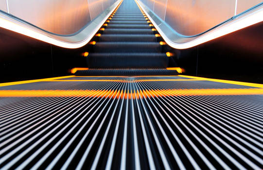 moving staircase by Mars-Hill
