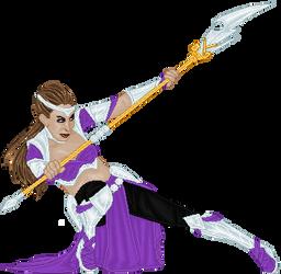 Shield Maiden by Ashuri