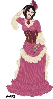 Victorian Pink by Ashuri