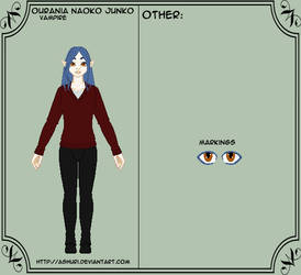 VT: Ourania Naoko Junko by Ashuri