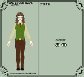 VT: Ira Cyrus Ezra by Ashuri