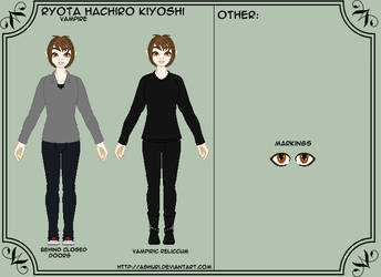VT: Ryota Hachiro Kiyoshi by Ashuri