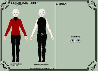 VT: Kazuki Daiki Akio by Ashuri