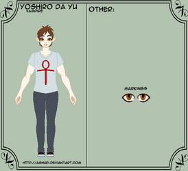 VT: Yoshiro Da Yu by Ashuri