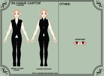 VT: Silvanus Castor by Ashuri
