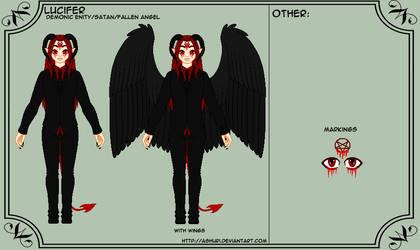 VT: Lucifer by Ashuri