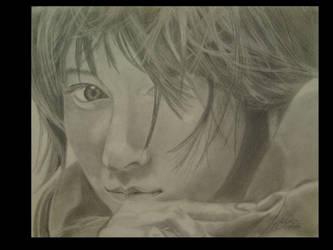 hirosue by OnACloudAtDusk