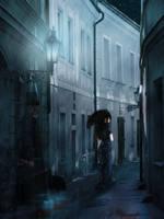 In the Shadows by BrownEyedWyldChyld