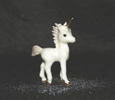 Unicorn caught by UnicornReality