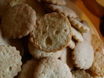 Terrified Cookie ... by UnicornReality