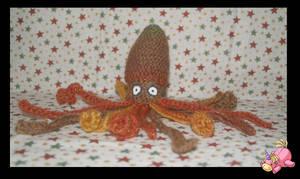 Squid by UnicornReality