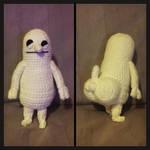 Crochet Dickbutt by UnicornReality