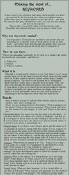 Keywords Tutorial by UnicornReality