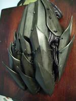 Dragon Age II: Hawke- glovec by teranmx