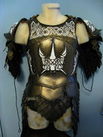 Jamie Lannister Armor by teranmx