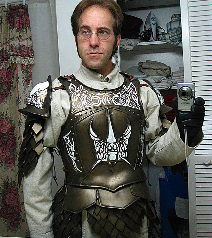 Jamie Lannister ArmorE by teranmx
