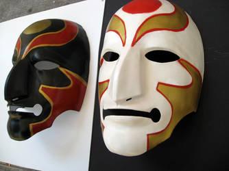 Amon Masks side by teranmx