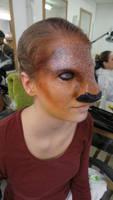 Doe Nose Prosthetic by 2Dismine