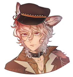 [Butler voice] Your wig, sir by C0NNERS