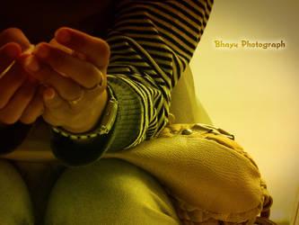 I am Alone by BhayoeComiz