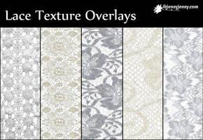 5 Free Texture Overlays by ibjennyjenny