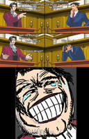 Miles Edgeworth and His Terrible Puns #3 by DarkMatter89