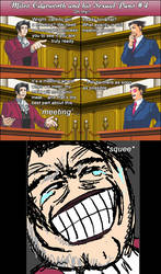 Miles Edgeworth and His Sexual Puns #4 by DarkMatter89