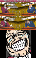Miles Edgeworth and His Terrible Puns #20 by DarkMatter89