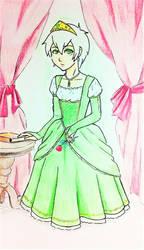 Portrait of Princess Phantom by amanda040