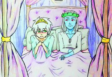 Bedding Ceremony by amanda040