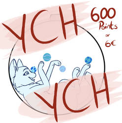 Christmas Bubble YCH [OPEN] by DragonightDraws
