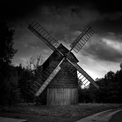 Windmill by WiciaQ