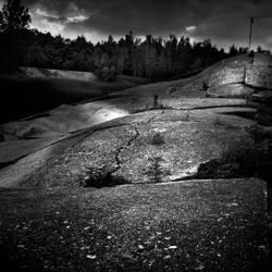 Concrete peak by WiciaQ