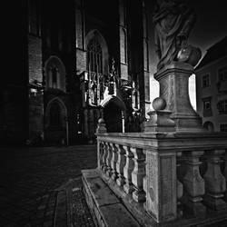 Light and shadow - study XXVII by WiciaQ