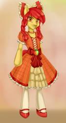 Applebloom - Country Lolita by MantaTheMisukitty